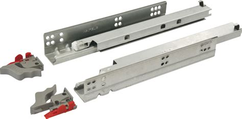 Hafele Concealed Undermount Drawer Runners Extension