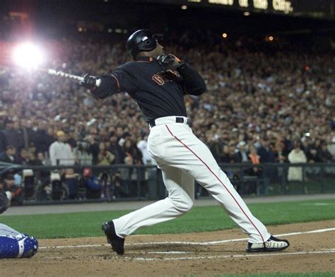 barry bonds swing there s no good reason to keep barry bonds out of the hall