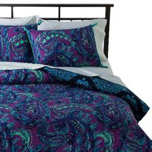 Target Queen Bedding Isadora Reversible Comforter Set Boho Boutique Target
