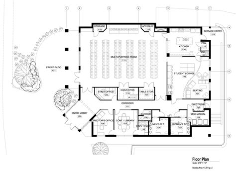 How To Draw Floor Plans floor plans university of arkansas at little rock sample floor plan