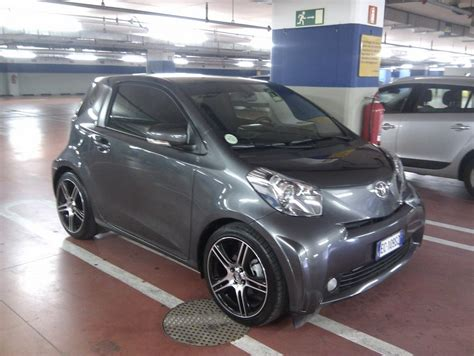 scion grey magnetic gray metallic scion iq picture thread