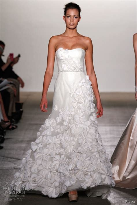 rivini wedding dresses spring 2012 bridal collection