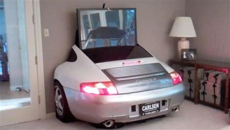 Porsche De Karriere by Traurige Karriere Porsche Wird Zum Diy Tv Schrank