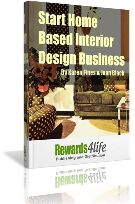 start home based interior design business ebooks