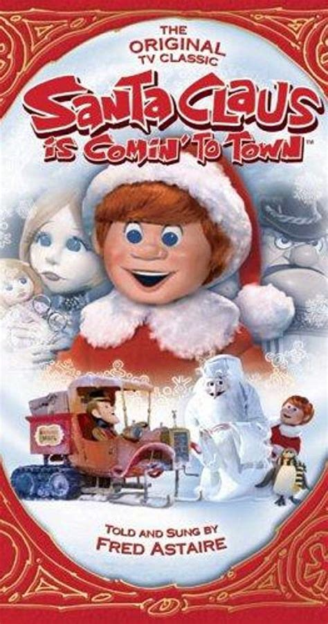 phrases from the calendar on tv movie christmas calendar santa claus is comin to town tv 1970 imdb
