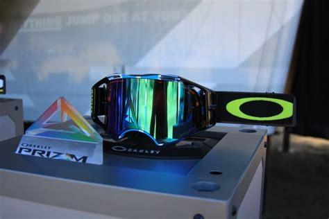 oakley motocross goggle lenses oakley prizm lens technology review dirt rider