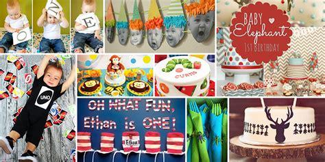 10 1st birthday party ideas for boys part 2 tinyme 1st birthday party ideas birthday in a box