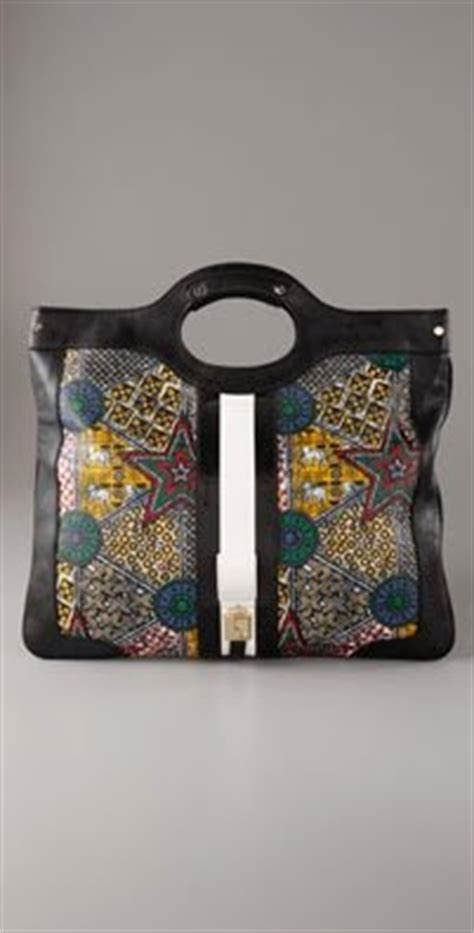 Carlisle Large Clutch by Couture Carrie Patterned Bags Galore