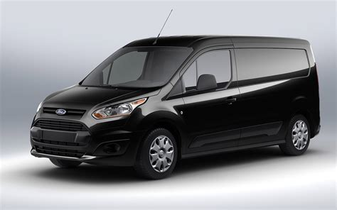 ford transit connect commercial van  offer cnglpg package  cargo space