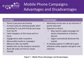 Essay On Mobile Phones Advantages And Disadvantages In by Mobile Marketing