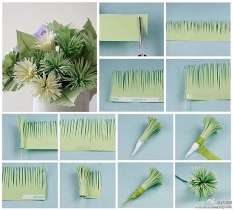 How To Make Easy Paper Flowers - how to diy easy and beautiful paper flowers