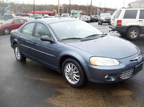 2003 chrysler sebring lxi sedan 2003 chrysler sebring lxi 4dr sedan in st louis mo