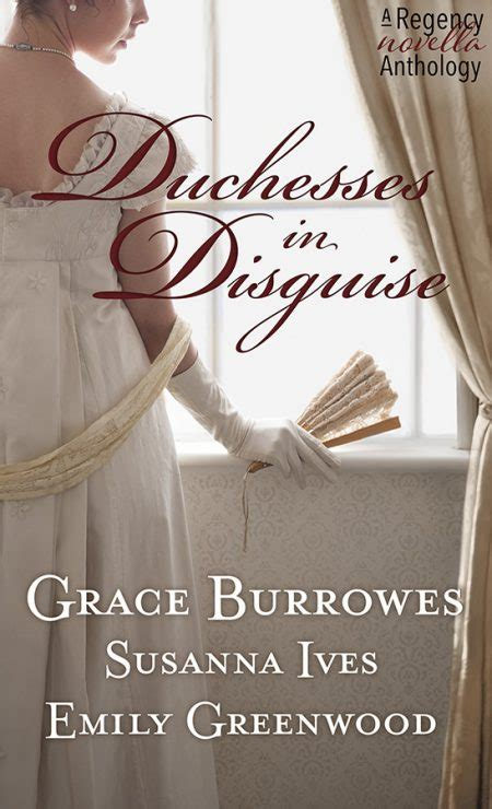 graciousness tempering with books duchesses in disguise grace burrowes