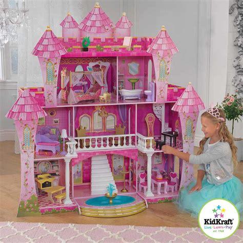dollhouse 3 year kidkraft far far away dollhouse 21 pieces of furniture 3