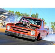 And Austin Stephens Blown All Steel Chevy C10 Pickup Hardcore