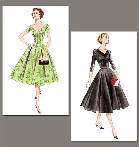 pattern vogue vintage v2903 misses misses petite dress vintage vogue