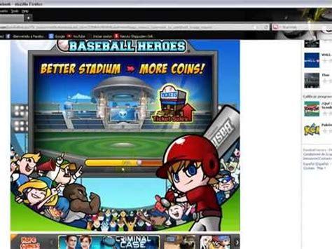 tutorial hack baseball heroes hack de combo point baseball heroes actualizado youtube
