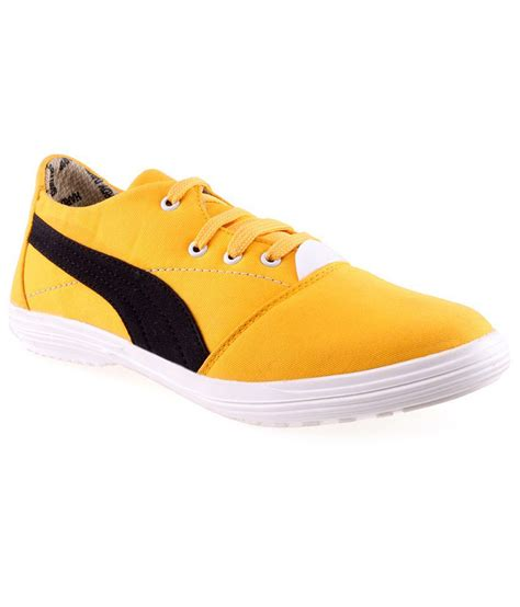 v5 yellow canvas shoes price in india buy v5 yellow