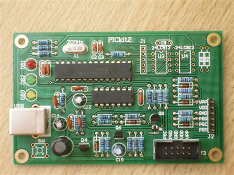 pic kit ii clone circuit pickit2 clone software filerebel