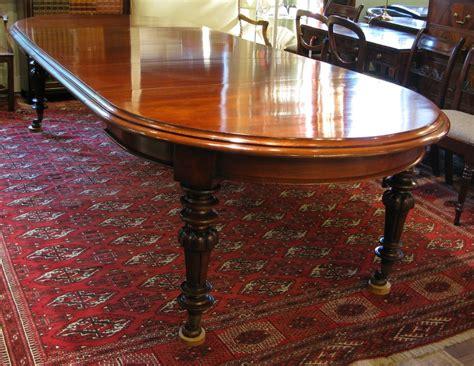 victorian mahogany dining table antiques atlas