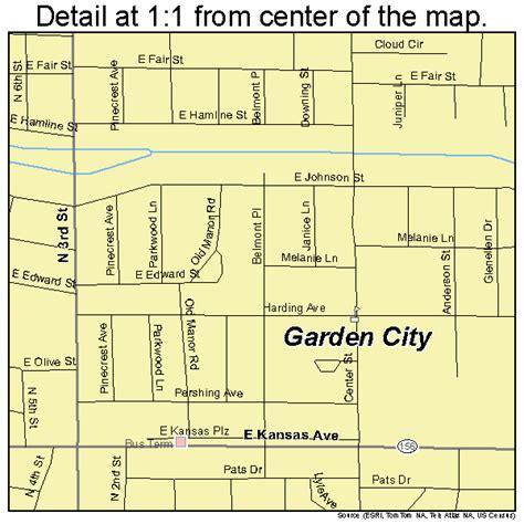 garden city kansas map garden city kansas map 2025325