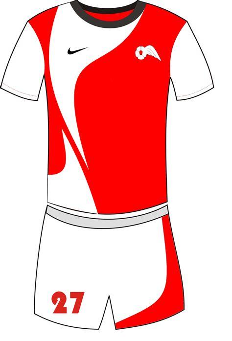 Seragam Bola Raden Umar Said Football Club Seragam Tim Sepak Bola D Kerok