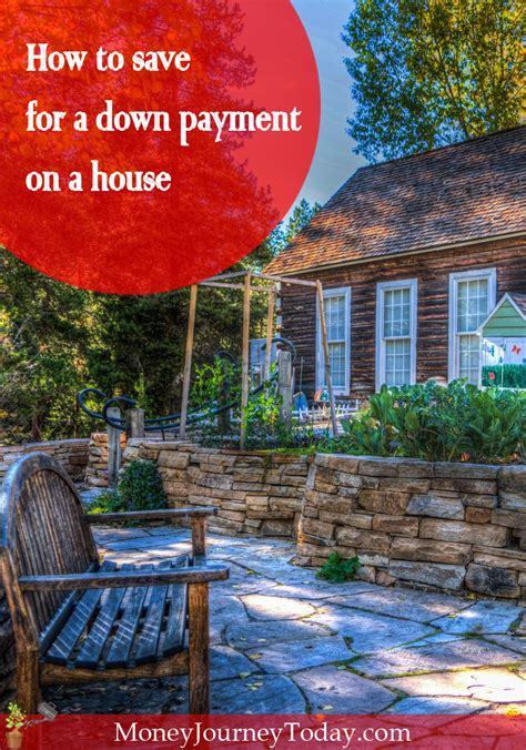 loan for a downpayment on a house how to save for a down payment on a house money journey