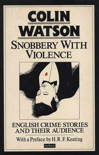 Snobbery With Violence gadetection snobbery with violence