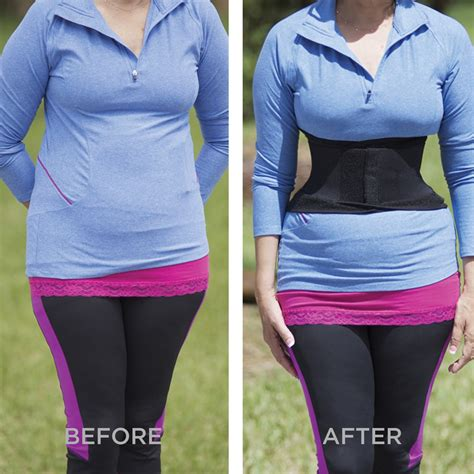 Miss Belt miss belt instant slimming effect dual compression waist