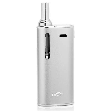 Eleaf Istick Basic 2300mah Vaporizer Pake Ngebul Authentic authentic eleaf istick basic kit silver battery gs air 2 starter kit