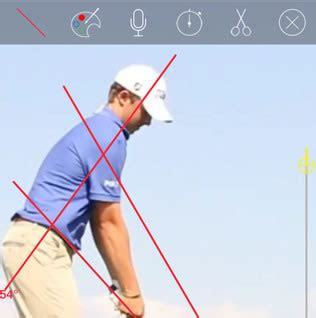 golf swing plane app gary smith golf professional short and long game