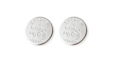 Soni 364 Sr621sw Single Pack Original 1 30 authentic sony 364 sr621sw 1 55v button cell battery 2 pack 2 pack at fasttech