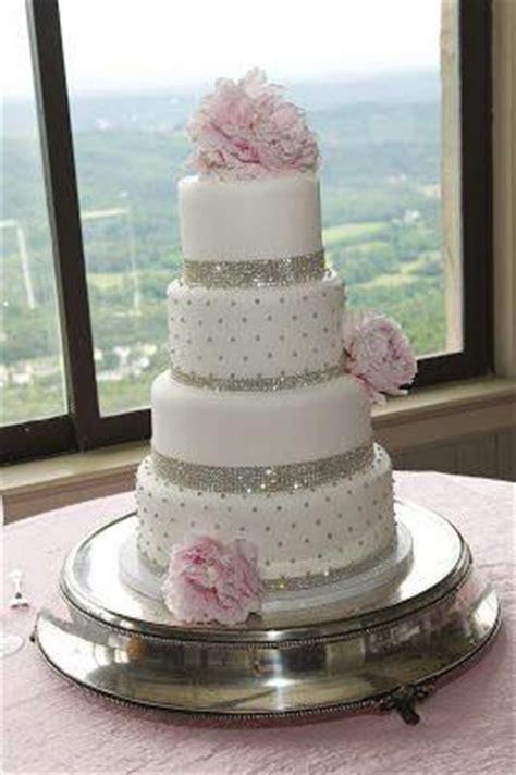 Hochzeitstorte Pink by Hochzeitstorten Bling Rosa Hochzeitstorte 2063308