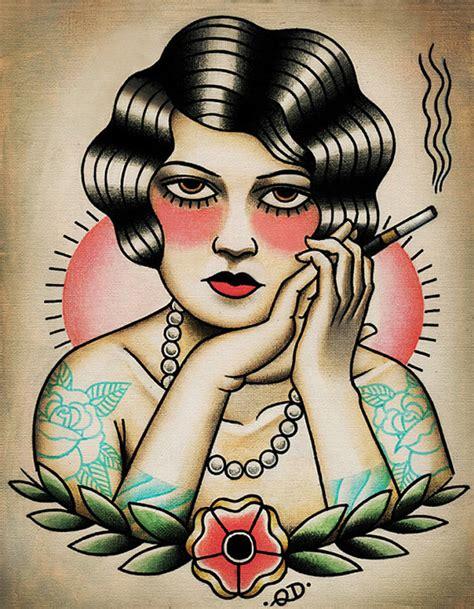 tattoo parlor prints print edition august 2016 design crush