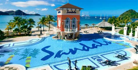 new sandals resort what s new at sandals resorts sandals resorts