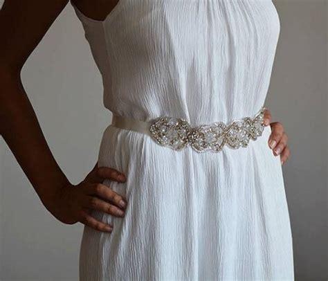 wedding belt bridal belt bridesmaid belt rhinestone
