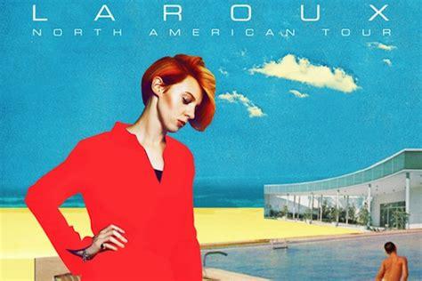 La Roux Kitchen vinyl kitchen la roux trouble in paradise