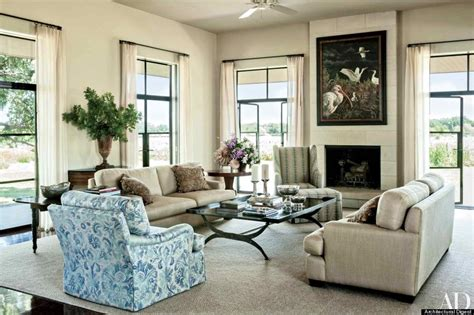 living room george george w bush s western white house is a former president s getaway huffpost