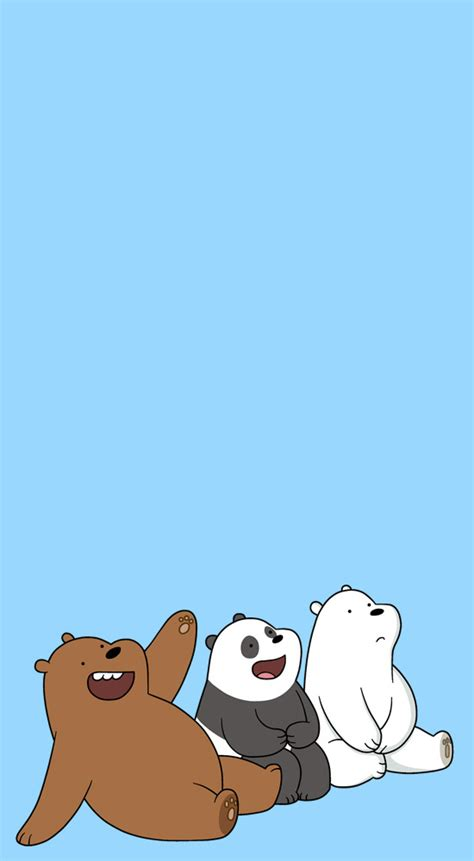 We Bare Bears Grizzly Iphone All Hp flos chorum