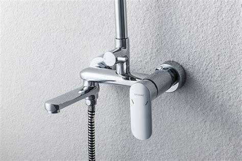 bathtub model economics shop economic bath shower set three spout function wall