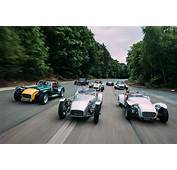 60 Years Of The Seven Lotus And Caterhams Kit Car