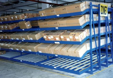 Buy Rack Of by Order Picking Flow Racking Pallet Flow Rack Storage