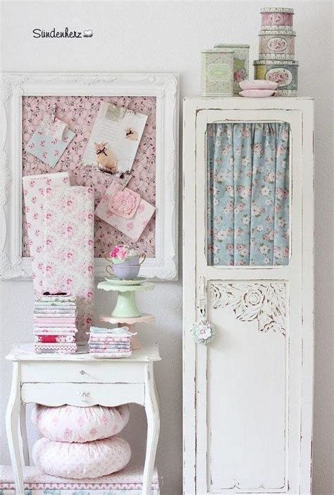 romantic shabby chic diy project ideas tutorials
