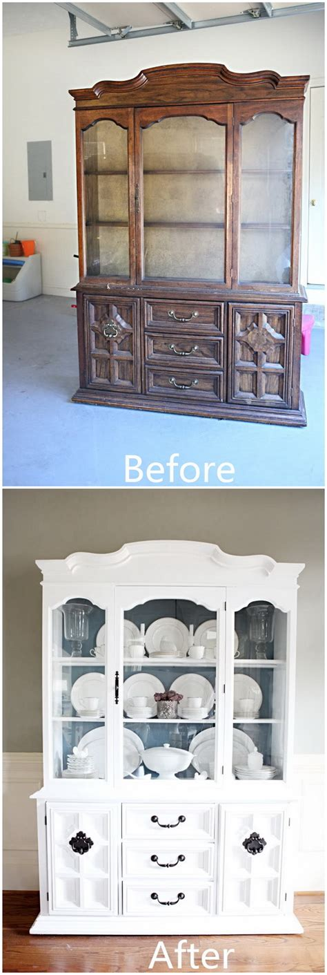 how to turn furniture into shabby chic best of before after furniture makeovers creative diy