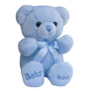 Find this baby boy teddy bear in a bigger size here