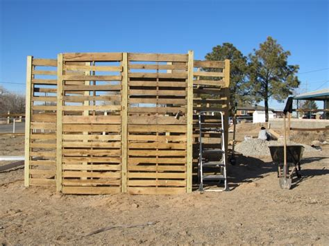 Arbor Trellis Plans Pallet Windbreak Fence Ideas Pinterest Pallets And
