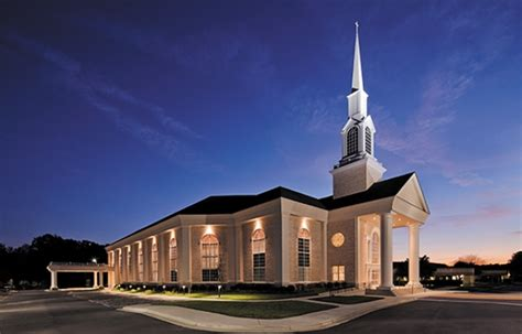 LED church lighting case study, Raleigh NC Cree Lighting