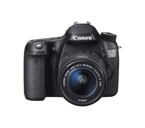 Www Kamera Canon Eos 70d buy canon eos 70d dslr with 18 55 mm f 3 5 5 6 zoom lens free delivery currys