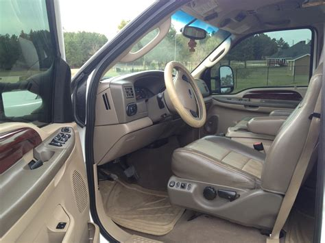 Excursion Interior by 2004 Ford Excursion Interior Pictures Cargurus