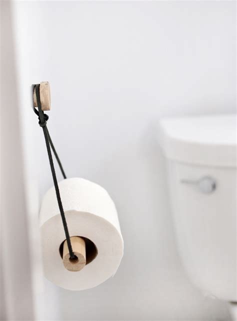 toilet paper roll holder diy toilet paper holder 187 the merrythought